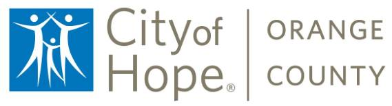 City of Hope - Orange County logo